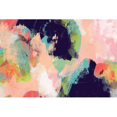 Vibrant Spring I by Studio W - Wrapped Canvas Print - AllModern