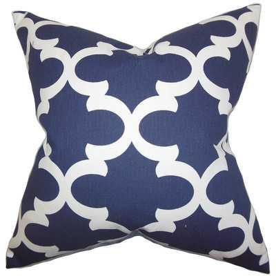 Titian Geometric Throw Pillow Cover - Wayfair