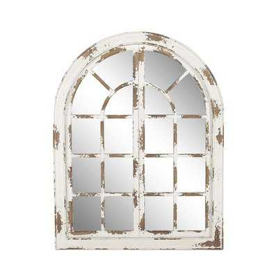 Arched Wall Rustic Mirror - Birch Lane