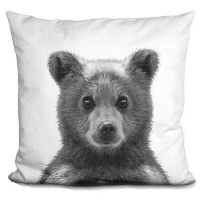 Delvalle Baby Bear Throw Pillow - Wayfair