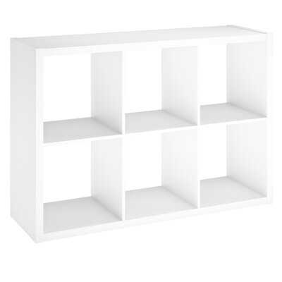 Decorative Cube Bookcase - Wayfair