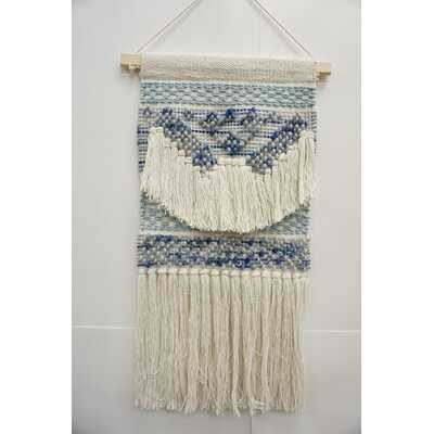 Cotton Wall Hanging with Hanging Accessories Included - AllModern