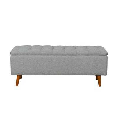 Dietz Upholstered Storage Bench - AllModern