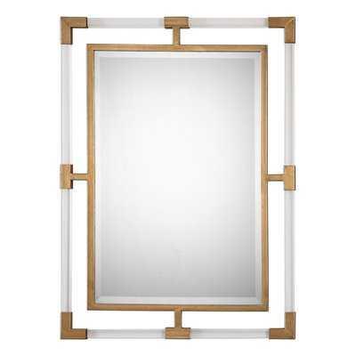 Rectangle Wall Mirror - Wayfair