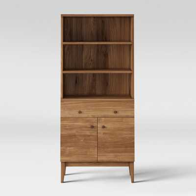 62 Siegel Bookcase with Doors - Project 62 - Target