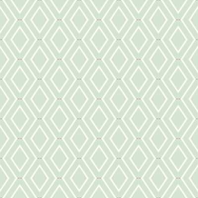 "Waverly Classics II Diamond Duo Removable 33' x 20.5"" Wallpaper Roll - AllModern"
