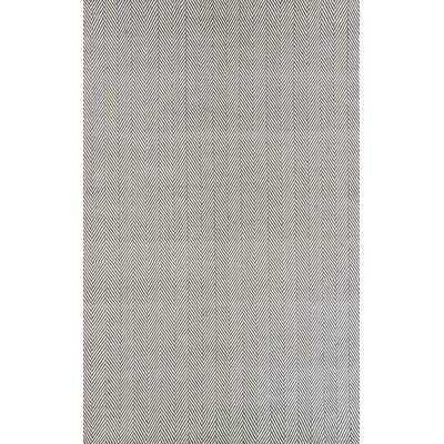 Calvert Hand-Woven Gray Area Rug - AllModern