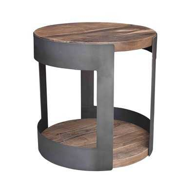 Noémie End Table - Wayfair