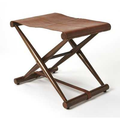 Asotin Folding Accent Stool - Wayfair