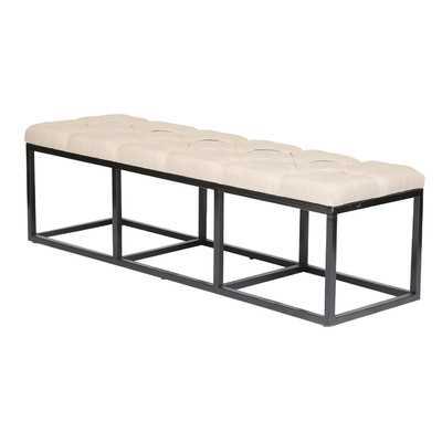 Beford Upholstered Bench - Wayfair