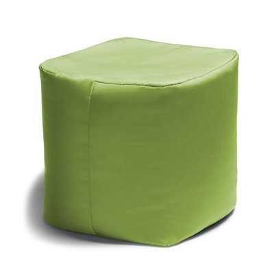Billings Square Outdoor Pouf Ottoman - AllModern
