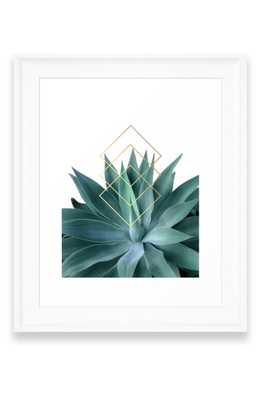 Deny Designs Agave Geometrics Art Print - Nordstrom
