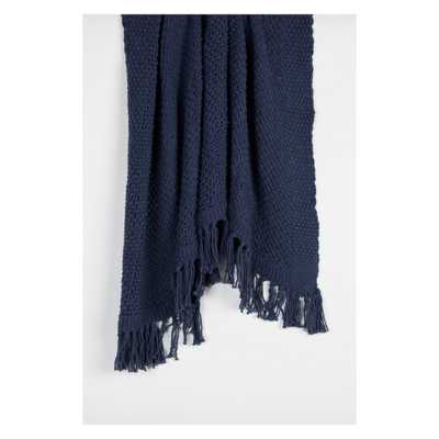 Solid Cotton Woven Throw - Rizzy Home - Target