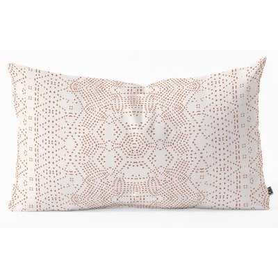 Lumbar Pillow w/ Insert - Wayfair