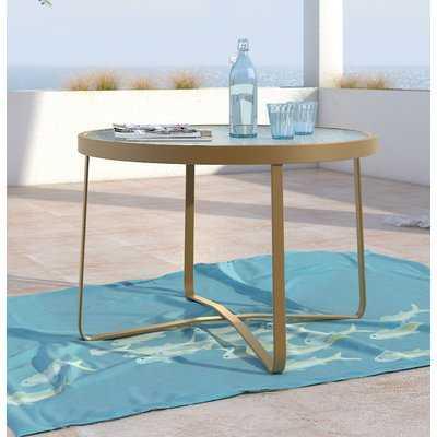 Mirabelle Outdoor Coffee Table - Wayfair