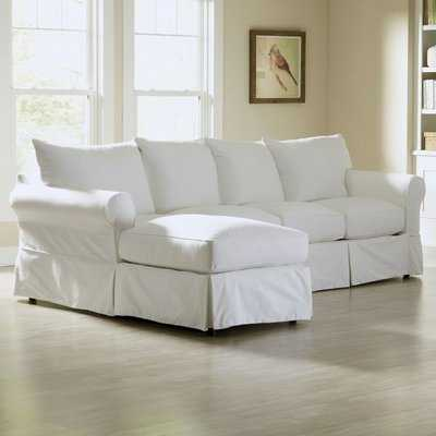 Jameson Upholstered Sofa with Chaise - Birch Lane