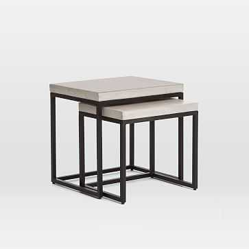 Slab Nesting Tables - West Elm