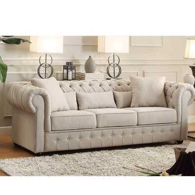 Cordova Chesterfield Sofa - Wayfair