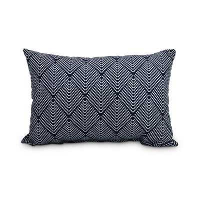 Quattlebaum Abstract Decorative Indoor/Outdoor Lumbar Pillow - Wayfair