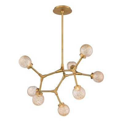 Catalyst 8-Light LED Novelty Chandelier - Wayfair