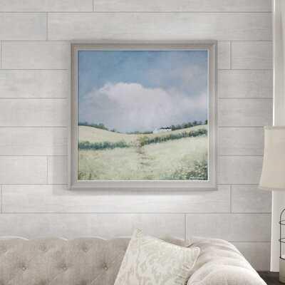 'Landscape' Picture Frame Print on Canvas - Birch Lane