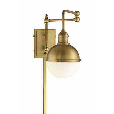 Gillenwater 1-Light Swing Arm Lamp - AllModern