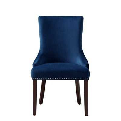 Amaro Upholstered Dining Chair (Set of 2) - Wayfair