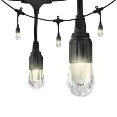 Cafe 18 ft. LED String Light - Home Depot