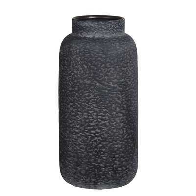 Fryar Textured Ceramic Table Vase - Wayfair