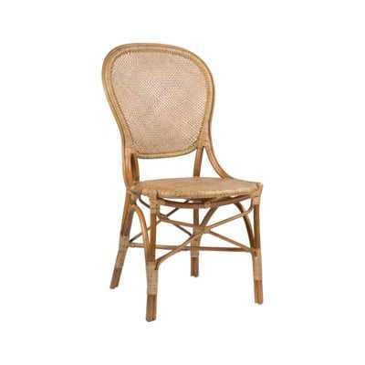 Verano Rattan Dining Chair - Wayfair