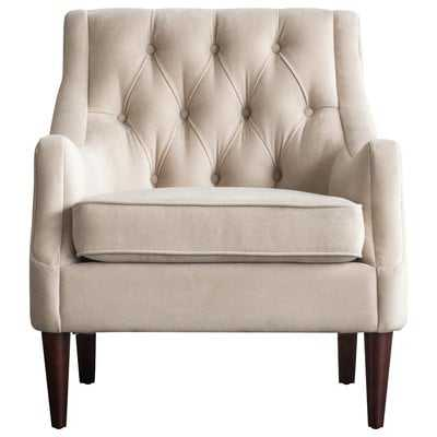 Koss Tufted Armchair - Wayfair
