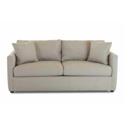 Jacobs Gray Sofa, Grey - Home Depot