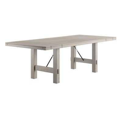 Beachem Extendable Solid Wood Dining Table - Birch Lane