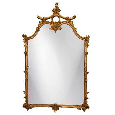 Gulledge Ornate Wall Mirror - Wayfair