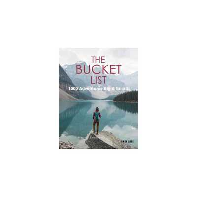 Bucket List : 1000 Adventures Big & Small - (Hardcover) - Target