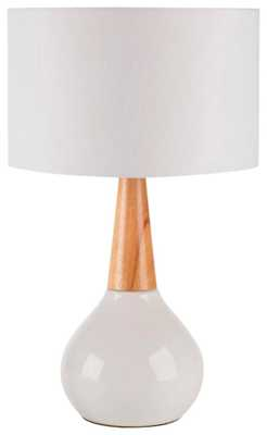 Kent 18.5 x 11 x 11 Table Lamp - Neva Home