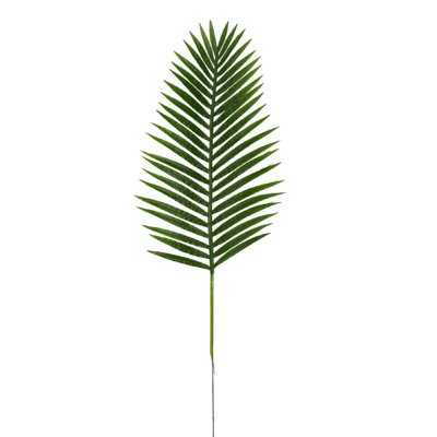 Faux Palm Leaf (Set of 2) - Wayfair
