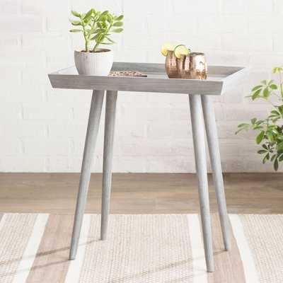 Beem Tray End Table - Wayfair