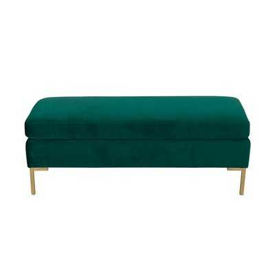 Gianna Upholstered Bench - Wayfair