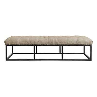 Arrowwood Tufted Upholstered Bench - AllModern