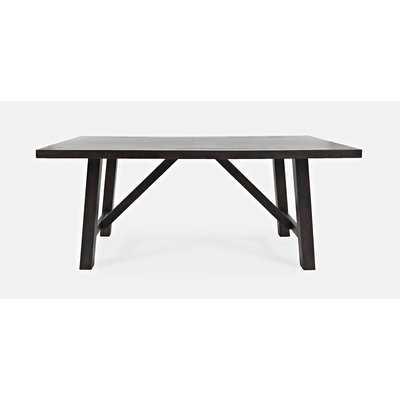 Buser Trestle Dining Table - Wayfair