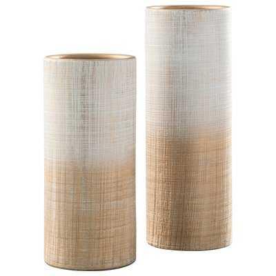 Abingdon 2 Piece Table Vase Set - Birch Lane