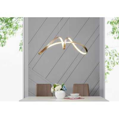 Denning LED Novelty Chandeliar - Wayfair