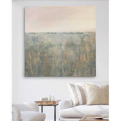 Sunset Marsh' Oil Painting Print - Wayfair