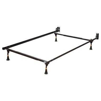 Metal Bed Frame, Twin/Full - Pottery Barn Teen