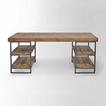 Hewn Wood Desk - West Elm