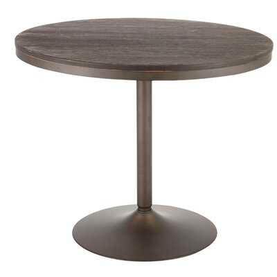 Chambord Industrial Dining Table - Wayfair