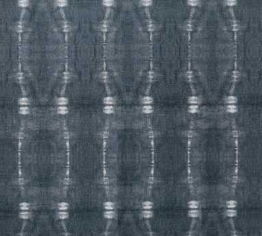 Fabric by the Yard - Faded Shibori Indigo - Pottery Barn