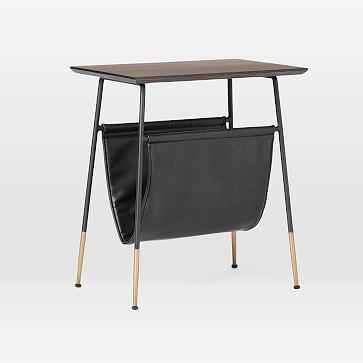 Mariano Side Table, Acaia - West Elm