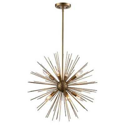Hellwig 9-Light Sputnik Chandelier - Wayfair